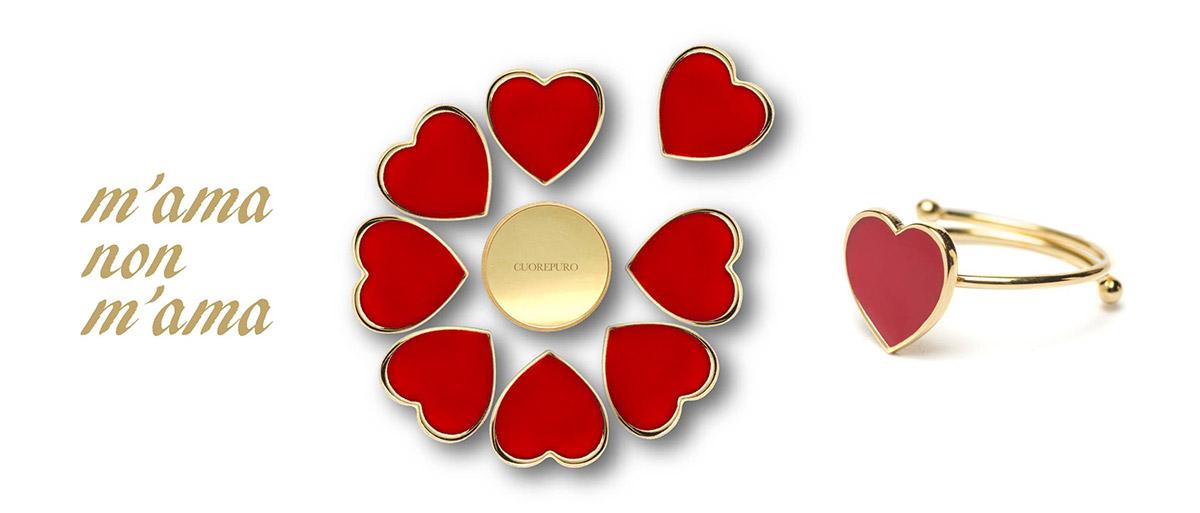 Collezione ABBRACCI love 2019