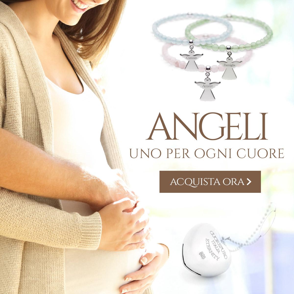Collezione angeli - uno dono che arriva dal cielo